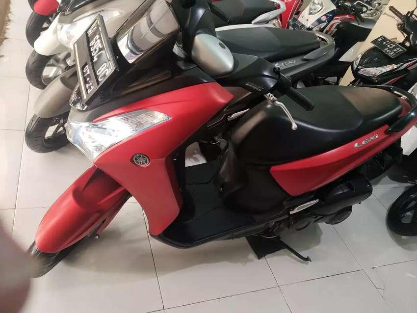 Yamaha Lexi 2018 Bisa Kredit Dp1,8jt 0