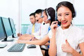 We are Hiring Call center agents /Telemarketting staff (good package)