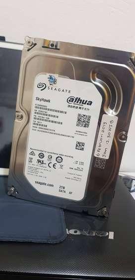 HDD 2 TB SEAGATE SKYHAWK CCTV