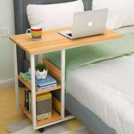 Adjustable and non adjustable laptop table