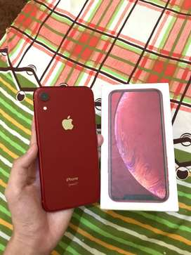 iphone xr 128gb merah