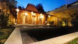 NEW VILLA MUDRA JOGLO HOUSE