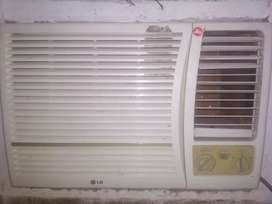 LG  window air condition 1.5 Ton