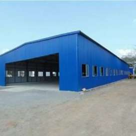 20000 Sqft industry space shade Rent Pandesra