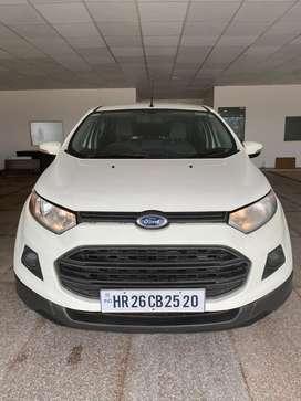 Ford Ecosport EcoSport Titanium 1.5 TDCi (Opt), 2013