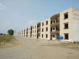 Khyaban e Amin P Block 5 Marla Apartment for sale. All dues cleared