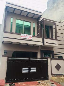 Brand New one and half story house for sale
