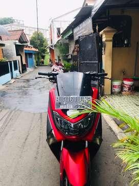 Yamaha All New Nmax 155cc Abs Fi Thn 2017 Kondisi 98% Mulus Km 8rb