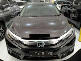 Honda Civic ES sedan 1.5Turbo 2017 (istimewa record)