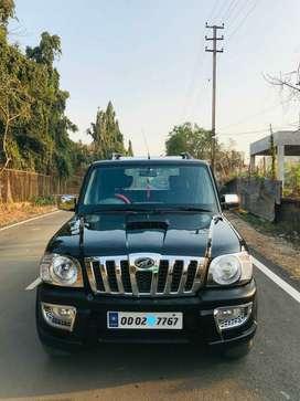 Mahindra Scorpio SLE BS-III, 2013, Diesel