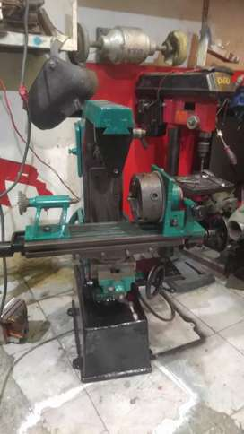 Milling machine , shaper machine