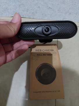 Webcam x6 1080p 25-30fps