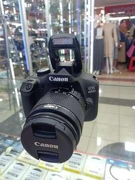 Kredit kamera 4000D tanpa Dp0 + free 1x cicilan