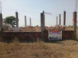 Cornar plot sale development colony near bhanpur malikhedi