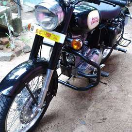 2017 model Royal Enfield classic