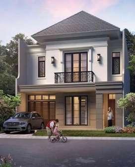 Rumah harga murah bangunan mewah tengah kota Semarang