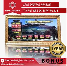 Toko Tersedia Jam Digital Masjid Hight Quality Bagi Kawasan Kab Madiun