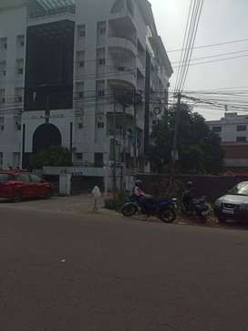 1400 sft unfurnished office cum resi space on highway edapally nr lulu