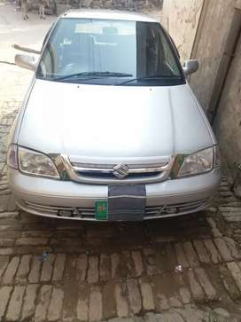 Suzuki cultus vxr in very good condition .