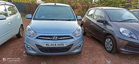 Hyundai I10 Asta 1.2 with Sunroof, 2012, Petrol