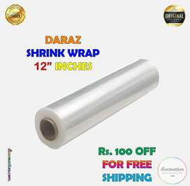 Daraz Packing Roll Shrink Wrap