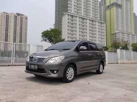 Toyota 2012 Kijang Innova V Luxury 2.5 Diesel Automatic