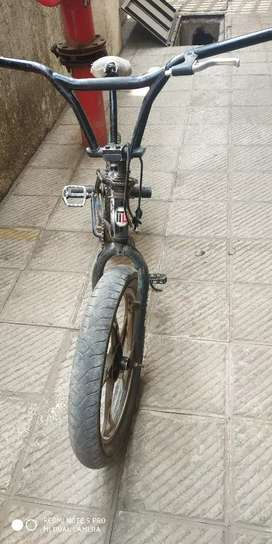 BMX 2 year old only tyre problem
