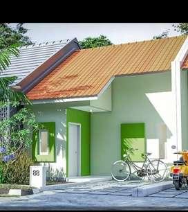 Rumah Murah Kualitas OK Hanya 15menit ke Stasiun Citayam