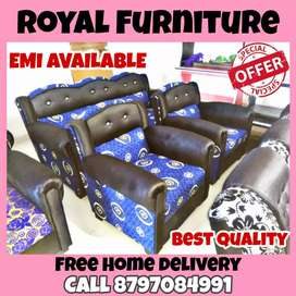 Ab le jaye heavy discount pe Sofa Set at Wholesale prices best quality