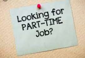 Part time job aspirant in various field