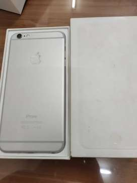 Iphone6 plus 64 gb lengkap murah