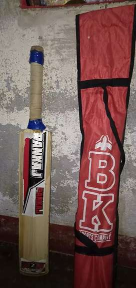 This bat is very good it's strength  and grip is very good