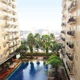 Dijual kios Apartemen Puri Park View Tower A hadap kolam renang BU