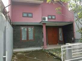 Rumah Asri Hijau di Pondok cabe VI