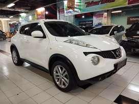 Nissan Juke 1.5 RX Matic 2013 Putih KM 70 Rb
