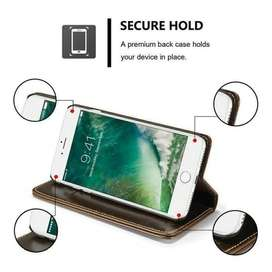Flip Wallet Leather Genuine Iphone 7/7S Plus - FT763H