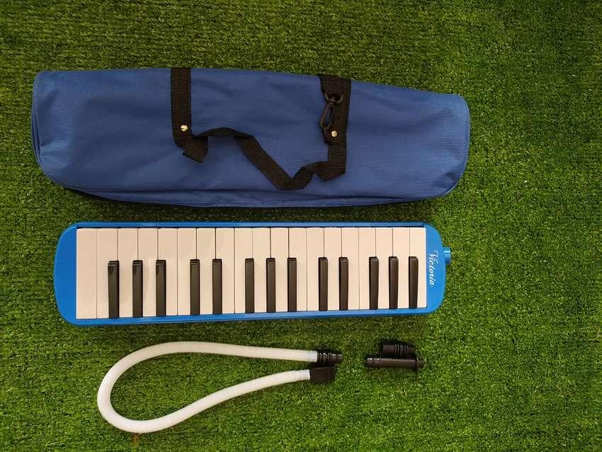 Pianika+panduan tuts nada bagus untuk pemula
