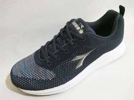 Sepatu Running Diadora Women Renaldy Dark Grey MultiColor Original