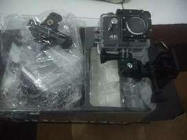 Action camera lengkap