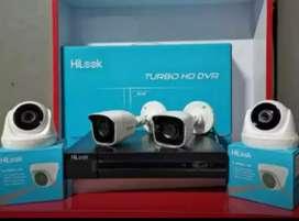 solusi instalasi camera CCTV PULL HD..