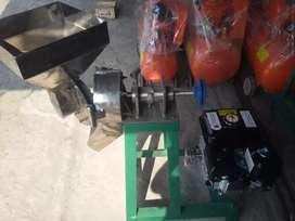 Mesin penggiling bumbu 6 inc + mesin