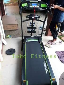 Treadmill elektrik / TL 133 / Alat fitness 3in1