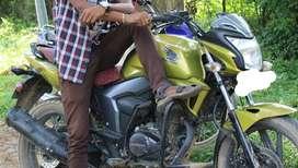Honda CB Trigger CBS