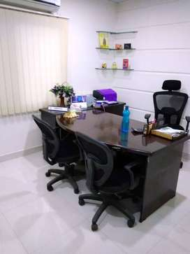 14 Seator Furnished Office at Begumpet