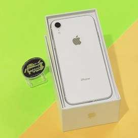 SIKATTTT Iphone XR 64GB fullset mulus nyus 3utools perfect bh 100 cuss