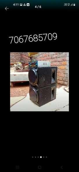 Raj  redio  tep and  speaker -2   mahudiya
