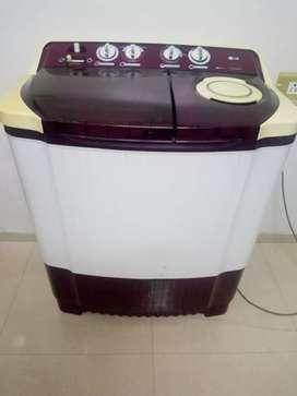 Lg semi automatic washing machine for sell