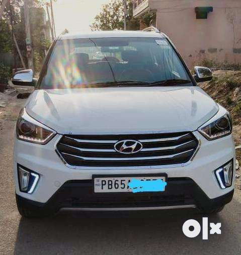 Hyundai Creta 1.6 CRDi SX, 2015, Diesel