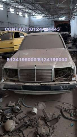 ''Benz E250 Diesel All Spares Available''