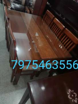 Brand new daining table is in wholesale price cod available